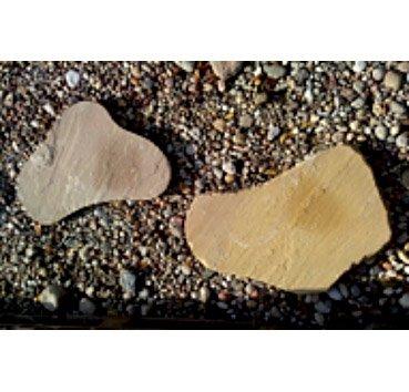 Ступени из песчаника (golden leaf)