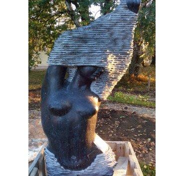 Статуя из мрамора Statua Nera Amazzone
