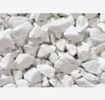 Мрамор дробленый Bianco Carrara